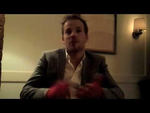 Stephen Dorff Interviewed by Scott Feinberg