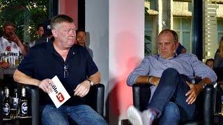 FC-Stammtisch mit Jörg Schmadtke