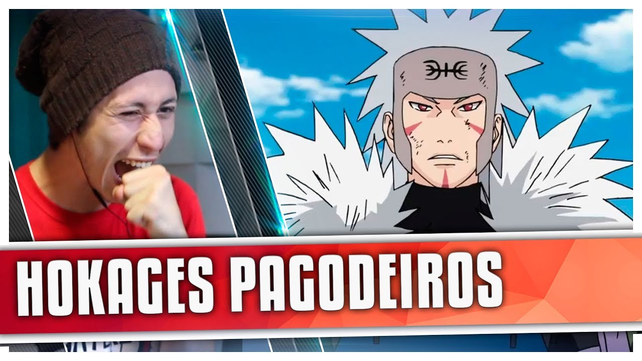 Download REACT PERGUNTE AOS HOKAGES (ANIMAKER#09) (Voice Makers)