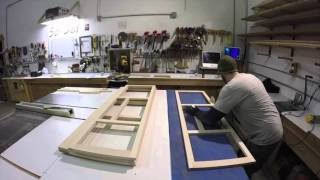 How we build our cabinet face frames.