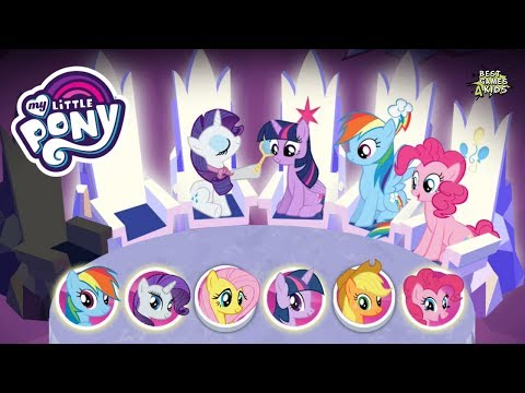My Little Pony: Harmony Quest #117   FIND hidden keys and traps! By Budge