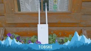 Perfektes WLAN für den Garten?! TP-Link Auranet EAP110 Outdoor - Review!