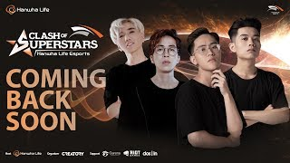 [LIVE] CLASH OF SUPERSTARS - HANWHA LIFE ESPORTS - GROUP STAGE - DAY 4