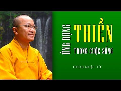 Ứng dụng Thiền trong cuộc sống (08/07/2012)