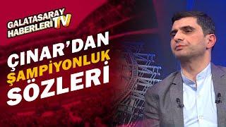 """Ilgaz Çınar: """"Kim Şampiyon Olursa O Hak Etmiştir"""""""