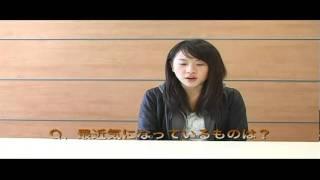 「東京俳優市場2010冬」第三話から田村佳恵さんインタビュー。