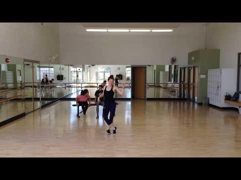 Magic Foot Choreography
