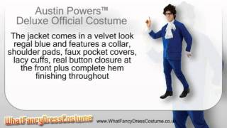 Austin Powers™ Deluxe Official Costume