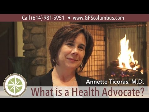 What is a Health Advocate - Columbus, Ohio | Guided Patient Services