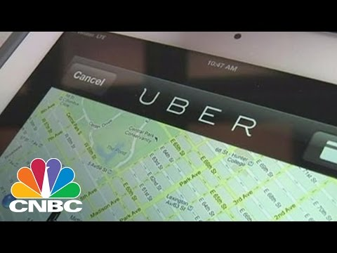 Uber Rolling Out New Features For Drivers: Bottom Line | CNBC