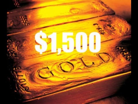 I Would Not Be Surprised to See Gold at $1500 and Silver Prices at $25 By October - Fund Manager