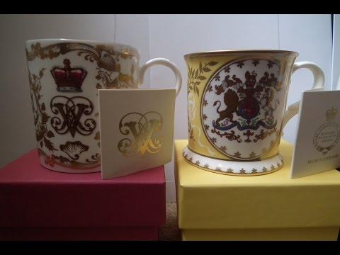Buckingham Palace China Collection