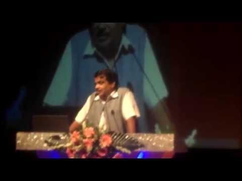 Shri Nitin Gadkari Speaking at International Seafarers Day 25062014