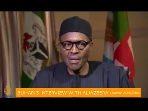 Buhari's interview with Al Jazeera