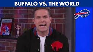 Buffalo vs. the World | Kyle Brandt Gets Hyped for AFC Championship Game vs. Kansas City Chiefs