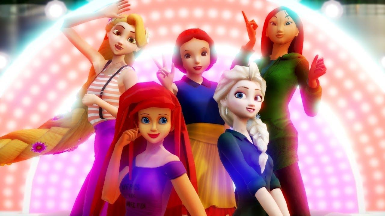 Princess Videos