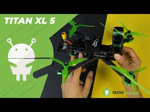 Фото IFLIGHT TITAN XL 5, il DRONE FPV PRONTO al VOLO adatto per COMINCIARE! | Recensione semplificata