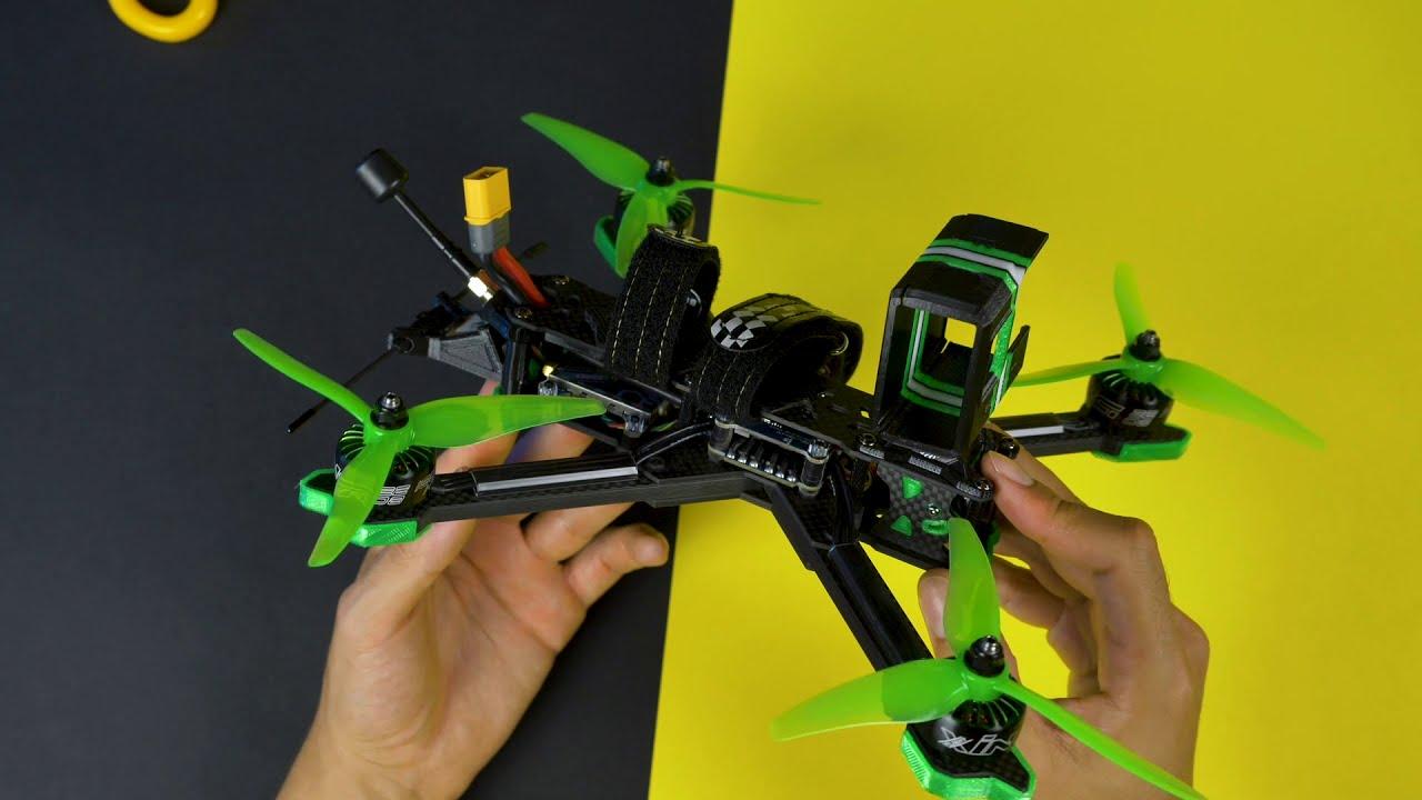 IFLIGHT TITAN XL 5, il DRONE FPV PRONTO al VOLO adatto per COMINCIARE! | Recensione semplificata фото