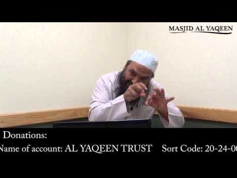 Sheikh Abu Suhaib - The Day of Judgement