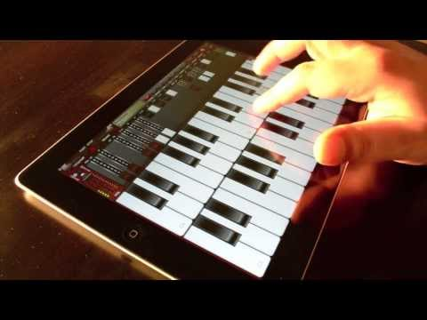 Galileo for iPad - Professional Organ Emulator