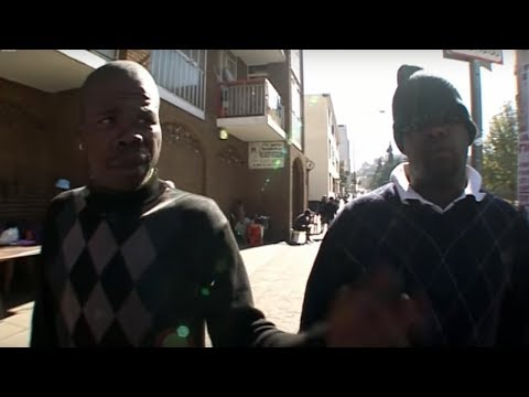 SHOCKING! Violent Criminal Interview - Louis Theroux: Law and Disorder In Johannesburg - BBC