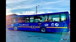 Ya rueda en Bogotá el primer bus eléctrico: ¿cómo salió el viaje inaugural?