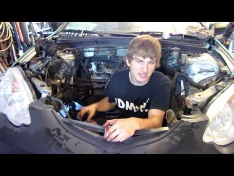 Bed-liner Engine Bay Paint job! - eBay Turbo RSX