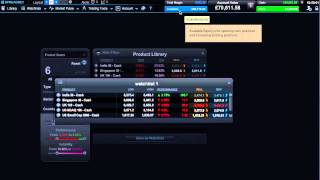 Spread bet the financial markets with CMC Markets Next Generation trading platform