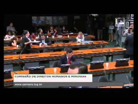 DIREITOS HUMANOS E MINORIAS - Reunião de Instalação e Eleição - 03/05/2016 - 13:38