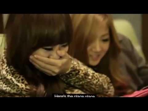 [Beak Jin Mi] Hot place MV - SISTAR