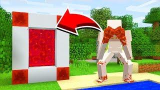 Minecraft: How To Make A Portal To The SCP 096 DIMENSION! (Ps3/Xbox360/PS4/XboxOne/PE/MCPE)