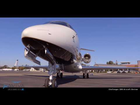 Aircraft Review: Bombardier Challenger 300