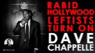 Hollywood Turns on Dave Chappelle