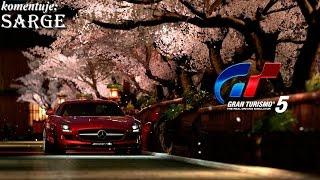 Testujemy grę Gran Turismo 5 (PS3 gameplay #1) - Najpopularniejsze wyścigi na PS3