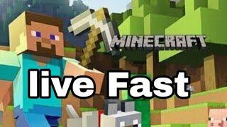 Live Fast - Alan Walker x A$AP Rocky (Minecraft Version)