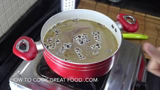 How to Make Brine - Brine for Fried Chicken or Pork - Salt Water Solution