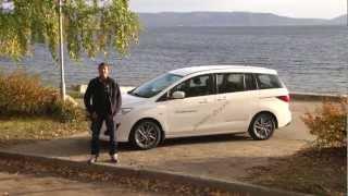 Тест-драйв Mazda 5. Чем привлекателен этот автомобиль?