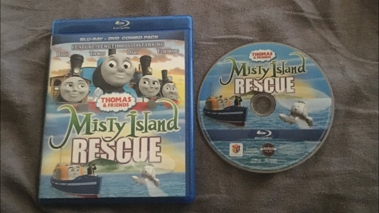 Download Closing to Thomas and Friends: Misty Island Rescue 2010 Blu Ray
