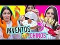 PROBANDO INVENTOS RAROS PARA LA COCINA DE CHINA! (PARTE 2) Steph T
