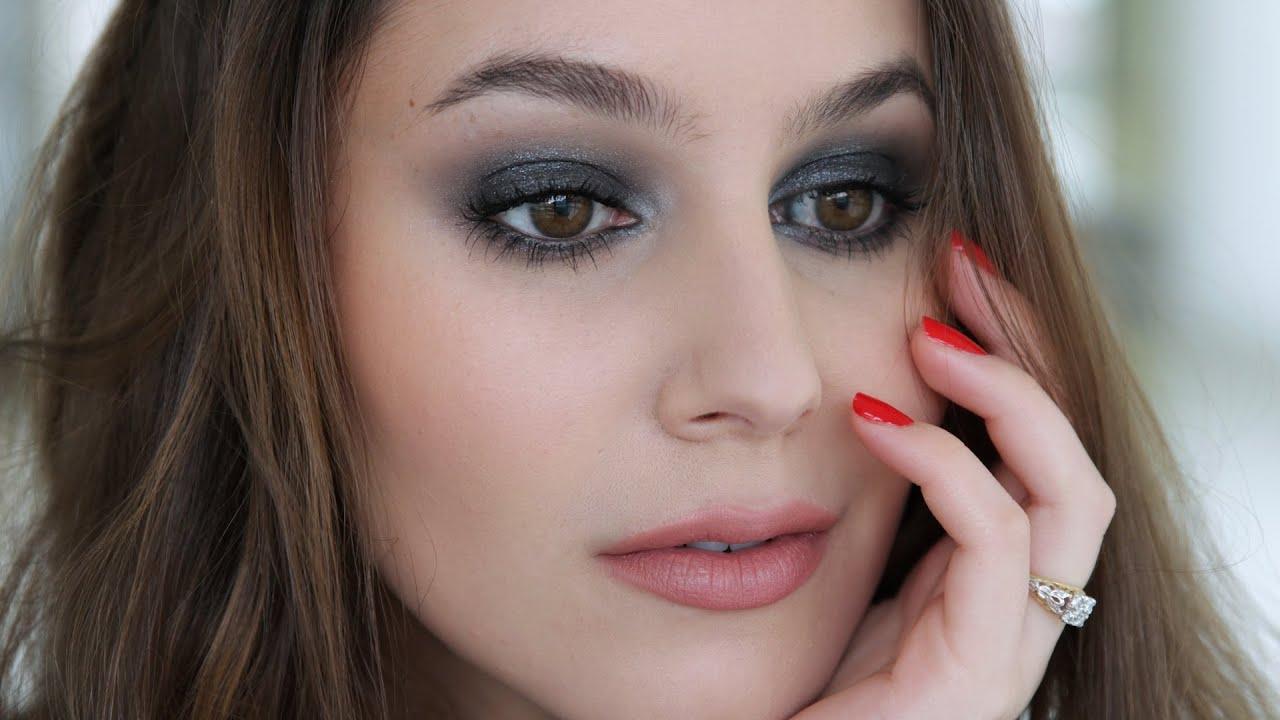 Modern Bombshell Makeup Using Tom Ford Youtube