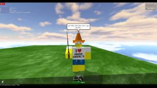 ROBLOX swag 2013 (with patrick shades!)