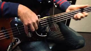 Fender American Standard Jazz Fretless