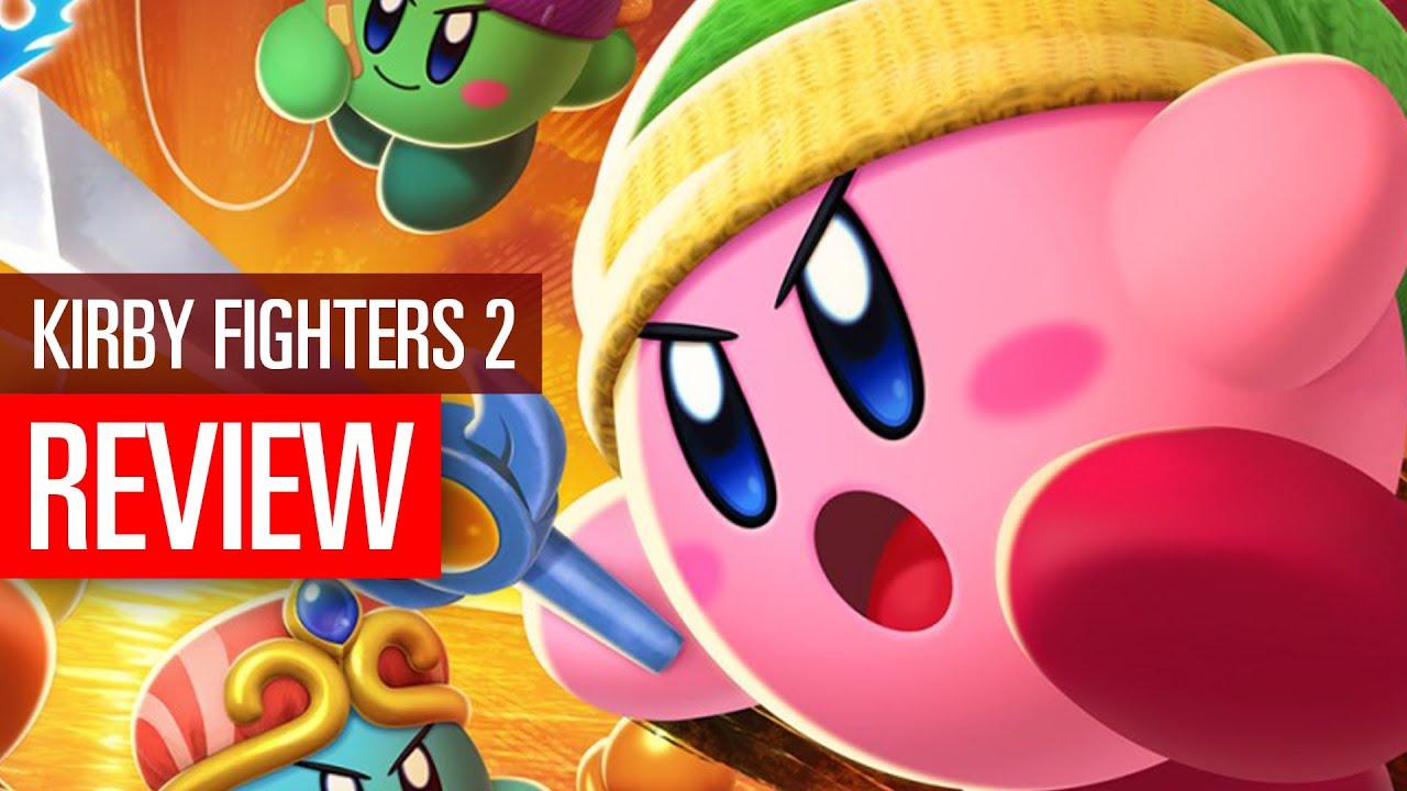 Kirby Fighters 2 | REVIEW | Simples Prügelspiel für Switch im Test