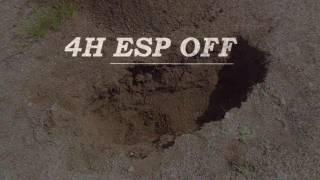 ESP test Suzuki Grand Vitara / ЕСП тест в песке Сузуки Гранд Витара