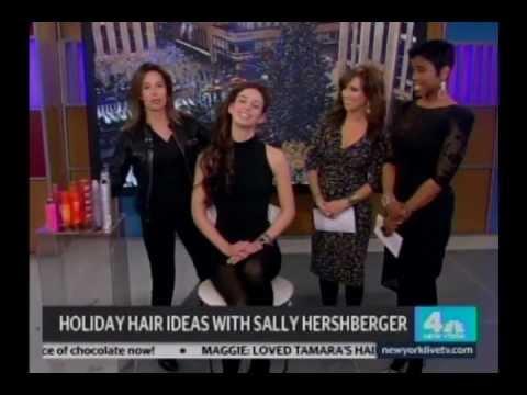 Sally Hershberger on LXTV