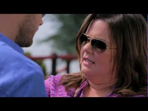 Emmy Training Day [with Melissa McCarthy and Joel McHale]