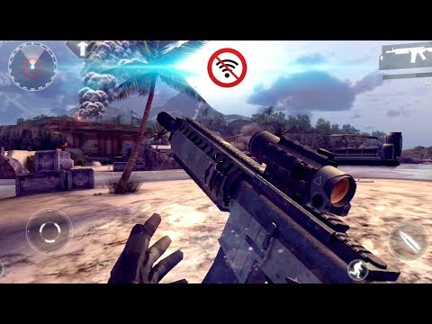 Top 17 Offline Campaign FPS Games For Android & IOS