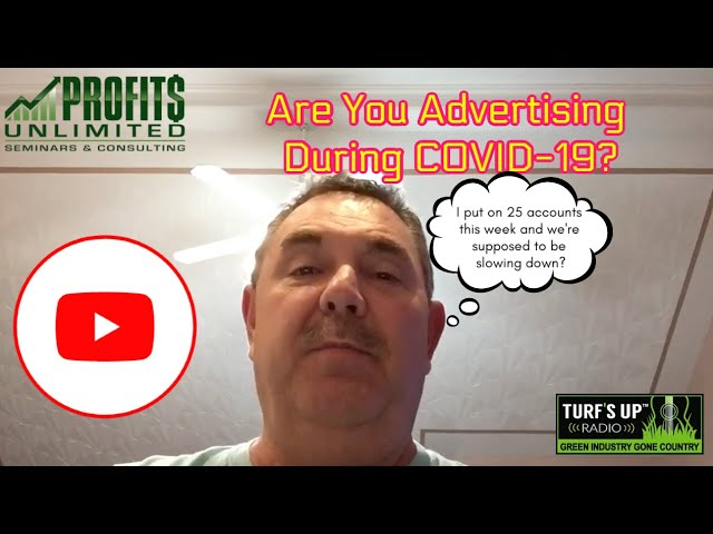 Should You Stop Advertising Because of COVID-19?