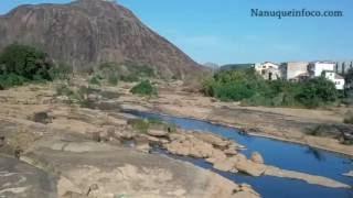 Seca do Rio Mucuri em Nanuque