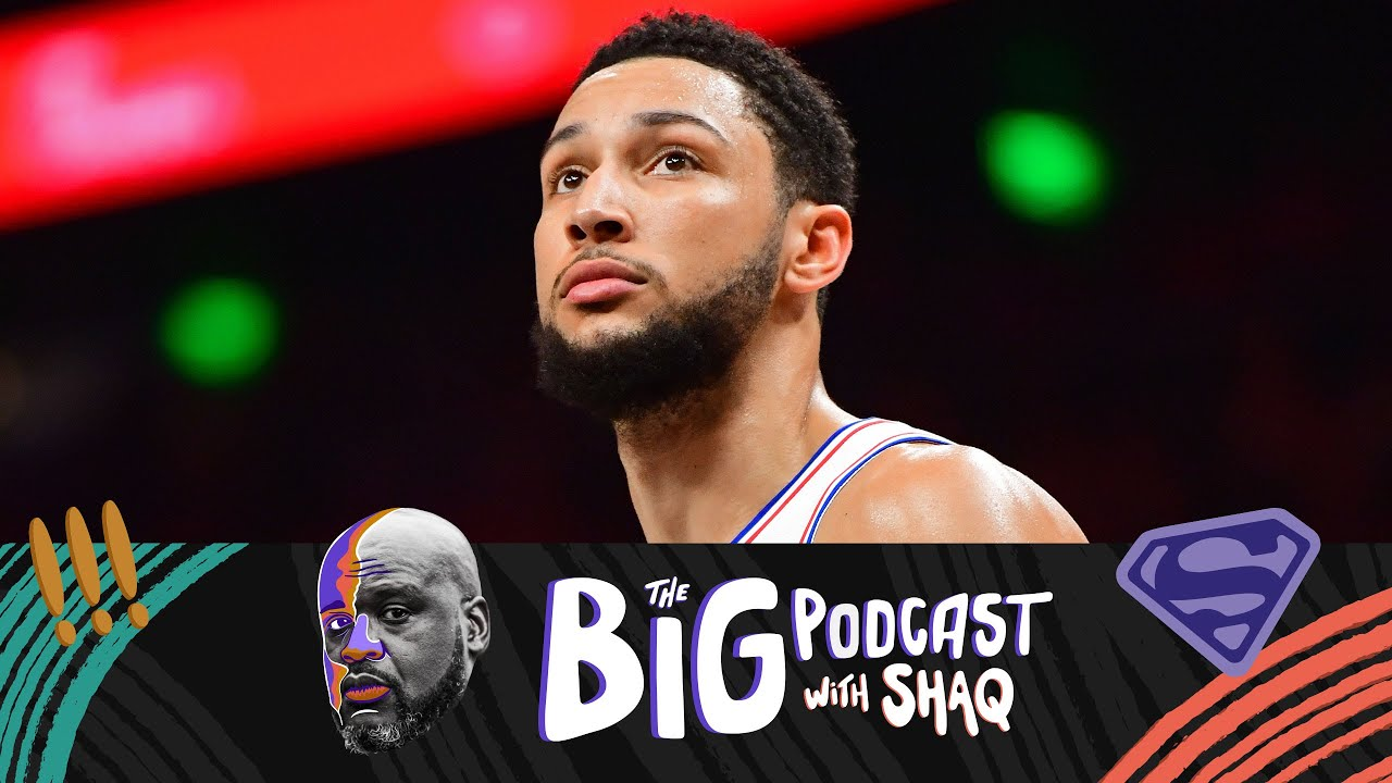 Shaq and Chuck's Full Breakdown of Ben Simmons' Reported Trade Request From Philly | The Big Podcast